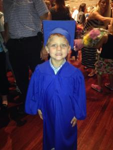 Mathew @ VPK Graduation 05/2014
